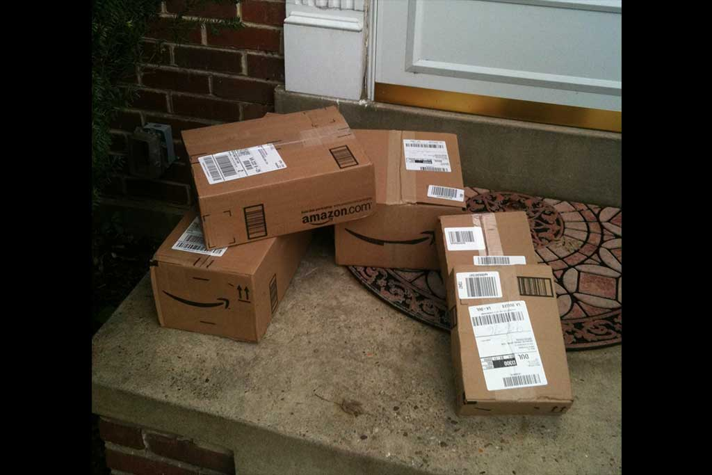 Beware of Porch Pirates this Holiday Season!