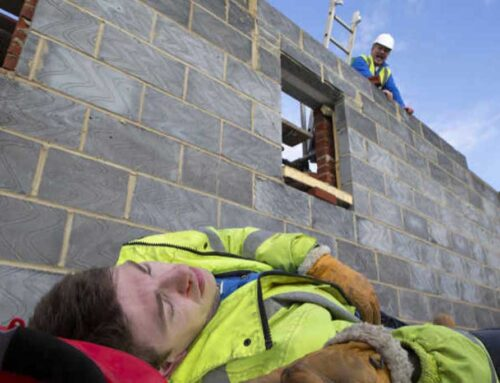 Safety On A Construction Site