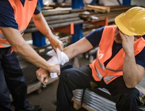 If I fall at work do I have an injury case?