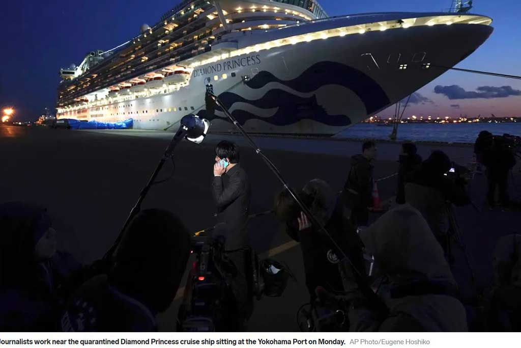 Cruise Ship Quarantine can passengers sue