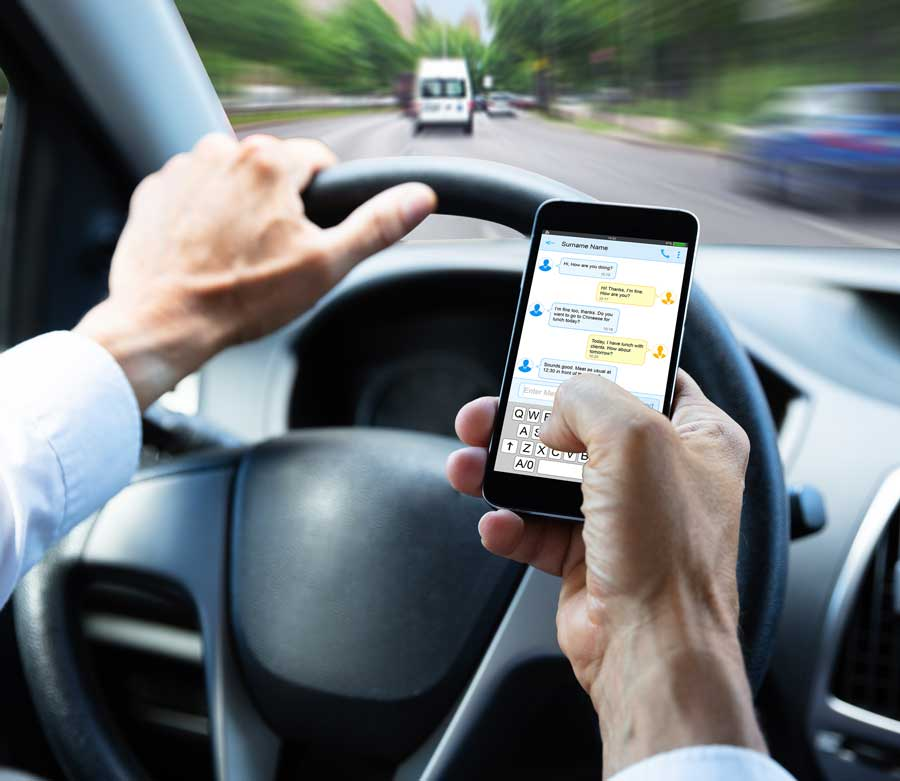 Distracted Driving Laws in New York Work to Prevent Tragedies