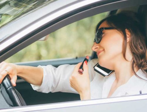Top 7 Causes Of Distracted Driving Accidents