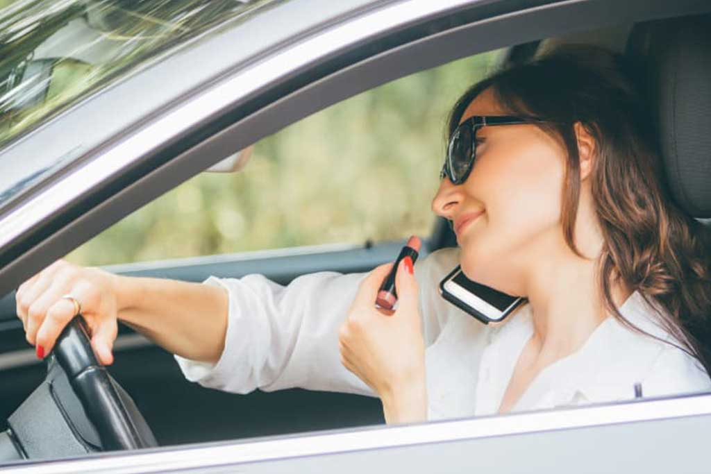 Top Causes Of Distracted Driving Accidents