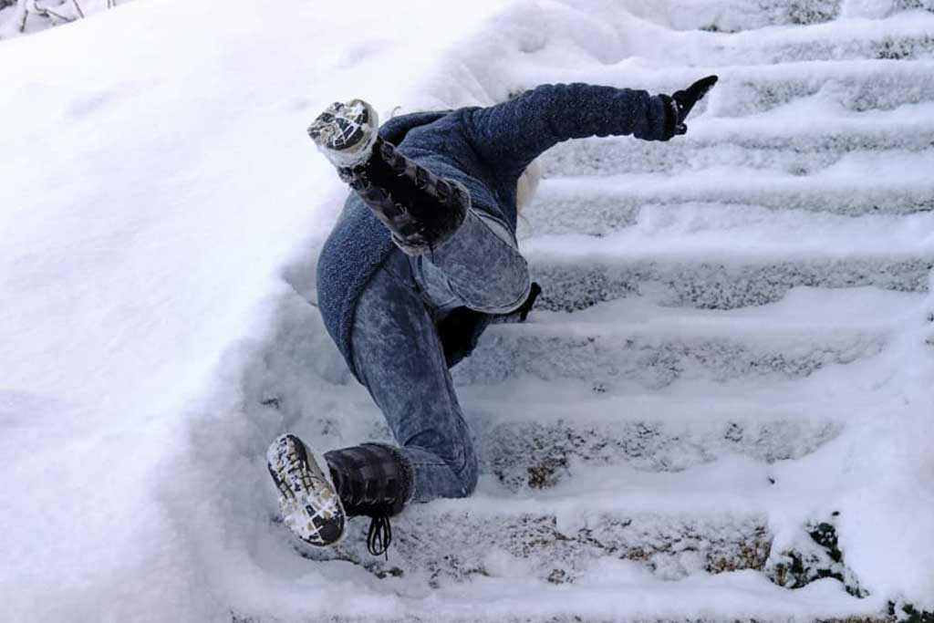 Understanding Your Slip And Fall In Weather Conditions