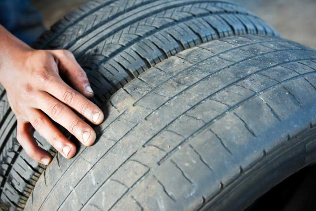 The Risks Of Driving With Bald Or Worn Tires