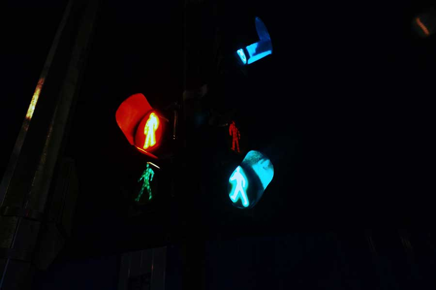 Let There Be Lights: LED Traffic Signals Causing Accidents