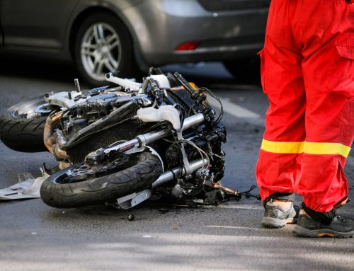Motorcycle accidents almost always involve horrific injuries