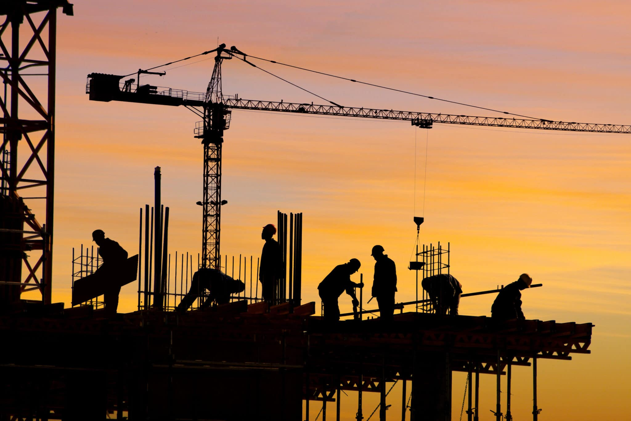 The Five Most Common Types of New York Construction Accidents