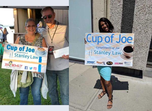 cup of joe stanley law x