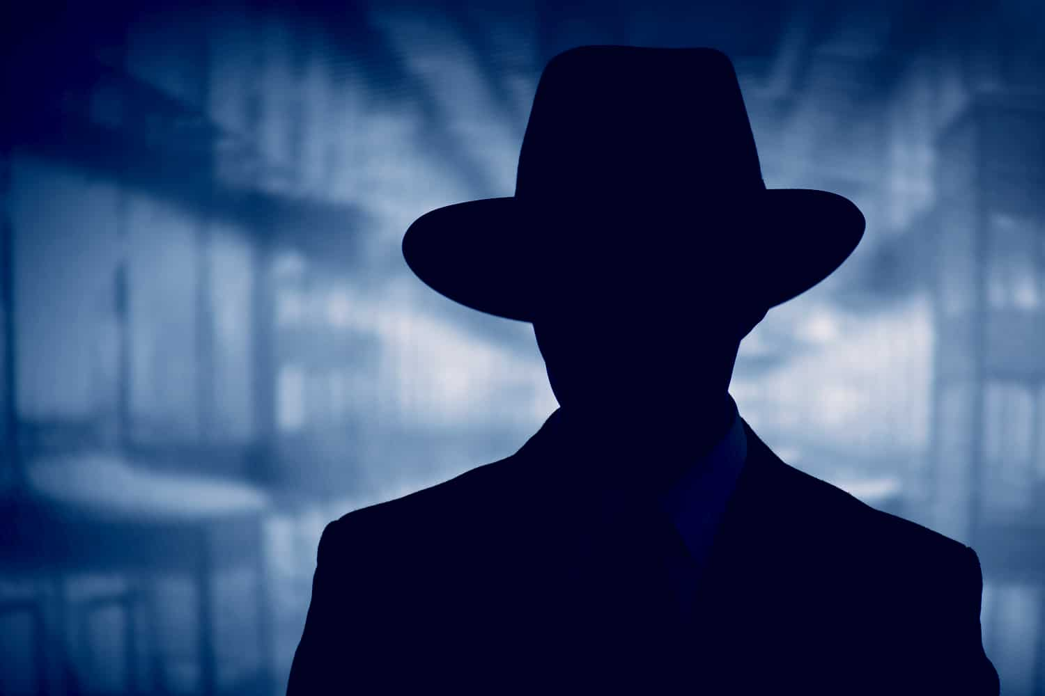 Is a private eye watching you?
