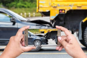 In a Multi-Vehicle Crash, Who is Liable?