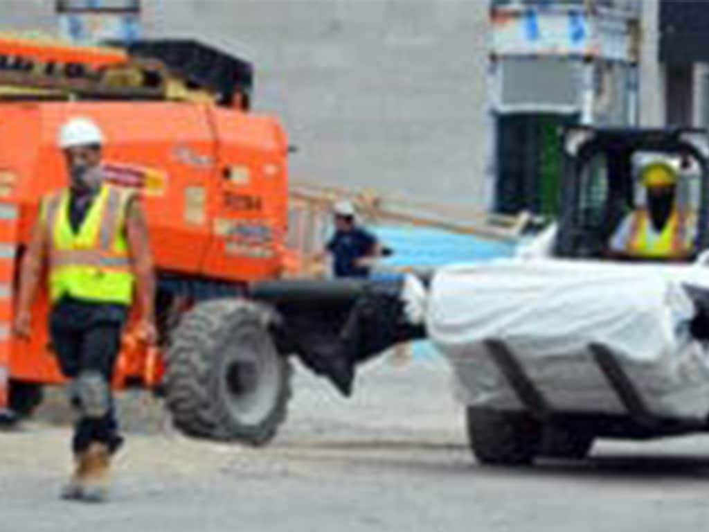 Driving up the heat for outdoor workers