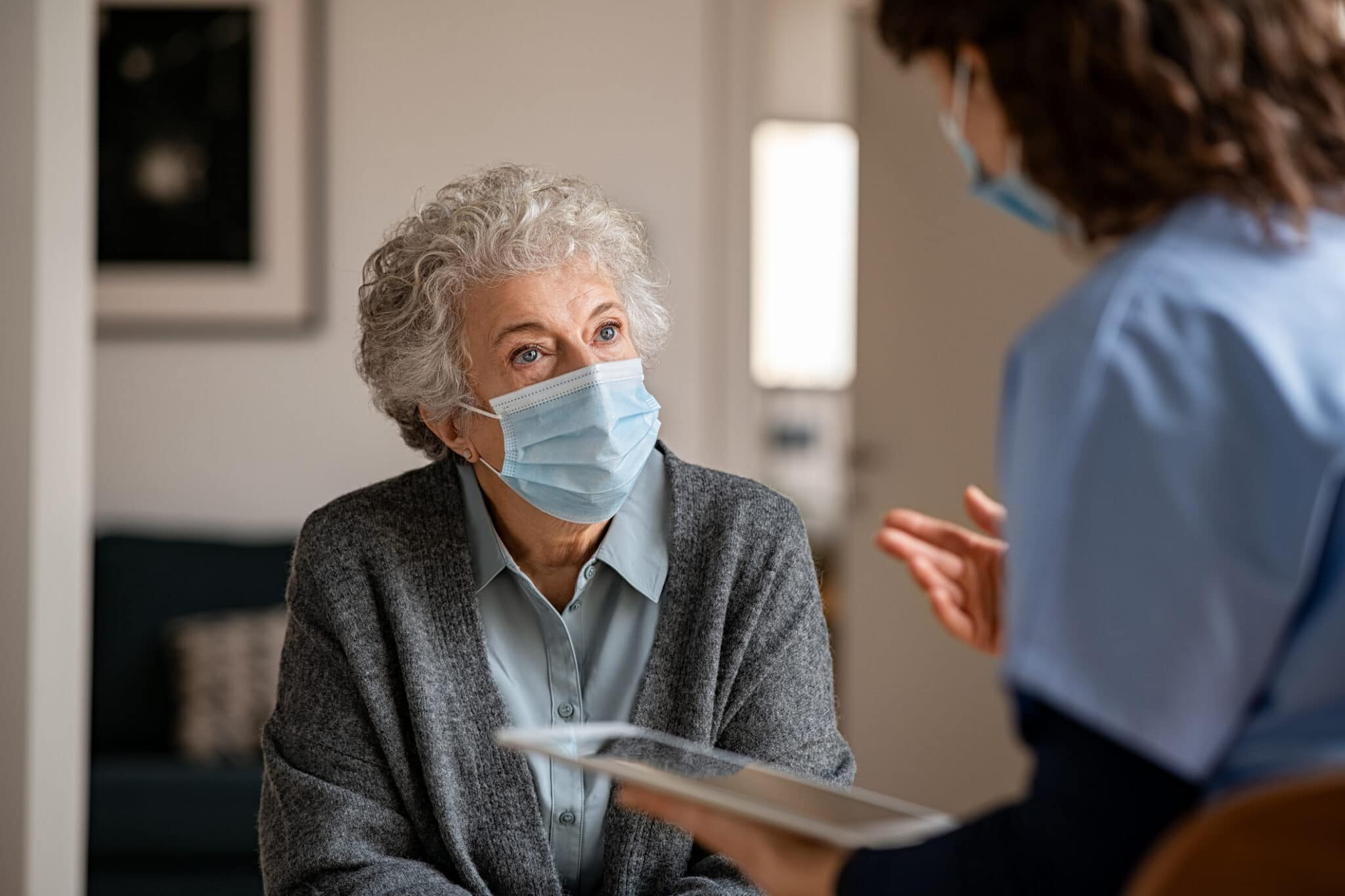 Visiting The Doctor During The Pandemic