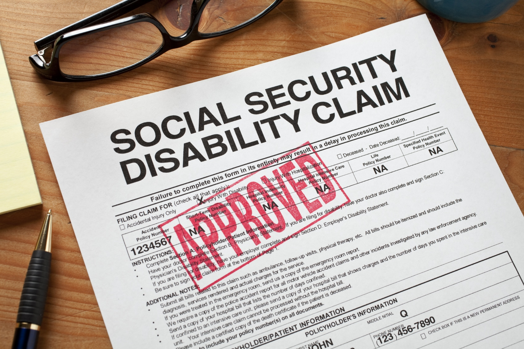 What To Expect Throughout The Social Security Disability Process